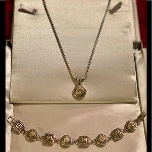 | Retired & Collectible Brighton pendant necklace